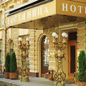 Гостиницы Володарска