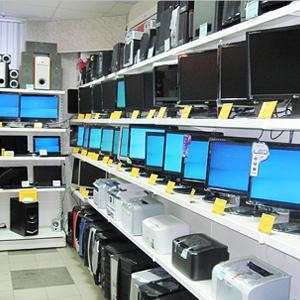 Компьютерные магазины Володарска