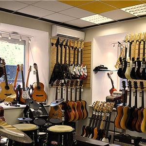 Музыкальные магазины Володарска