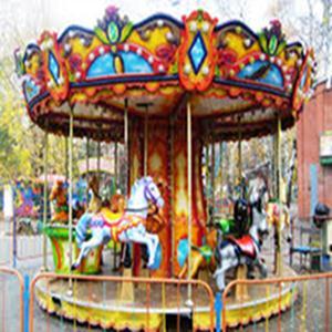Парки культуры и отдыха Володарска