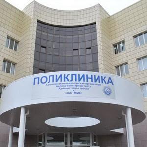 Поликлиники Володарска