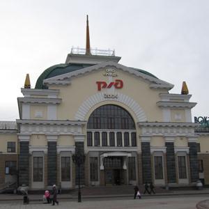 Железнодорожные вокзалы Володарска